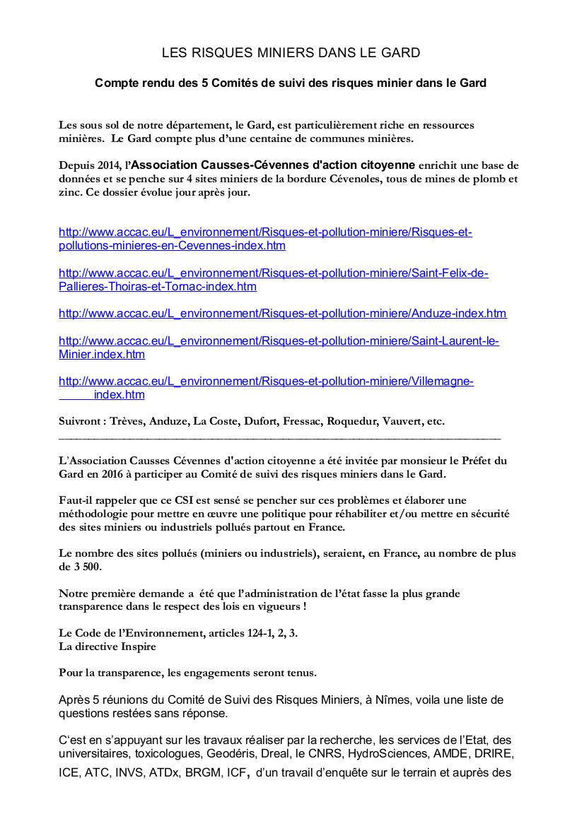 Accac Association Causses Aigoual Cévennes D Action Citoyenne